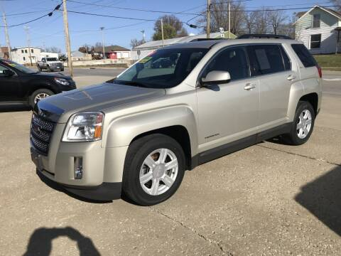 2014 GMC Terrain for sale at Kemper Motors Inc in Cameron MO