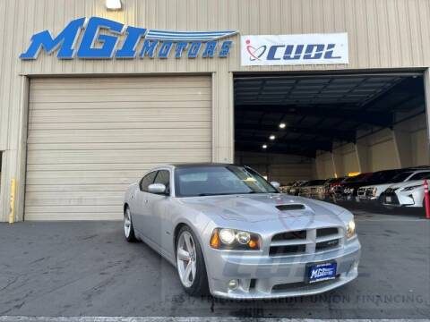 2008 Dodge Charger for sale at MGI Motors in Sacramento CA