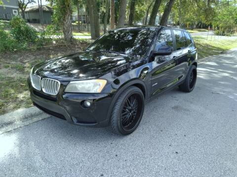 2011 BMW X3 for sale at Low Price Auto Sales LLC in Palm Harbor FL