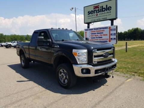 2014 Ford F-250 Super Duty for sale at Sensible Sales & Leasing in Fredonia NY