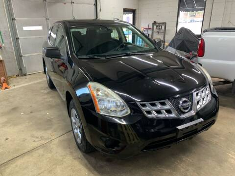 2011 Nissan Rogue for sale at QUINN'S AUTOMOTIVE in Leominster MA