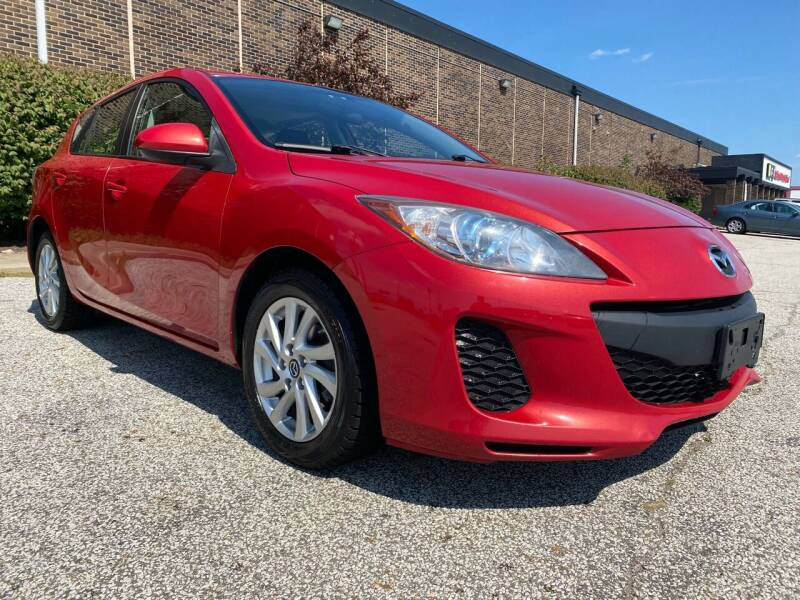 2013 Mazda MAZDA3 for sale at Classic Motor Group in Cleveland OH
