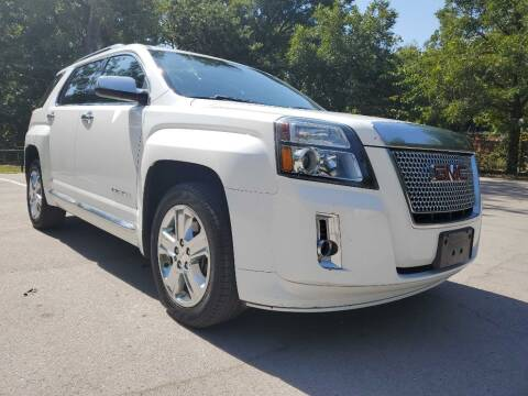 2013 GMC Terrain for sale at Thornhill Motor Company in Lake Worth TX