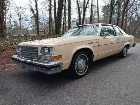 1977 Buick Electra for sale at Classic Car Deals in Cadillac MI