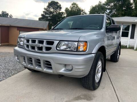 2002 Isuzu Rodeo for sale at Efficiency Auto Buyers in Milton GA