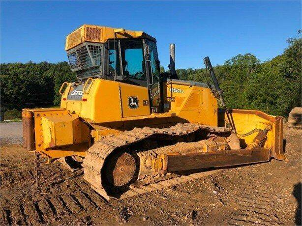 2007 John Deere 850J WT for sale at Vehicle Network - Plantation Truck and Equipment in Carthage NC