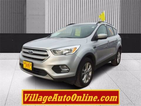 2018 Ford Escape for sale at Village Auto in Green Bay WI