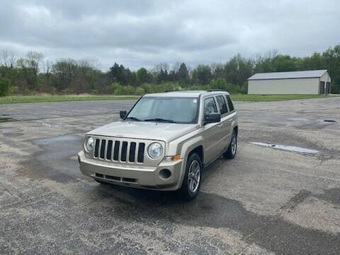 2010 Jeep Patriot for sale at Caruzin Motors in Flint MI