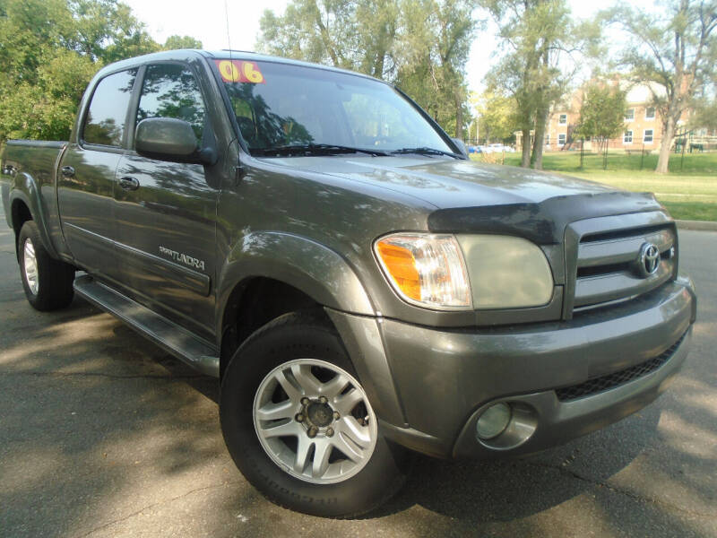 2006 Toyota Tundra for sale at Sunshine Auto Sales in Kansas City MO