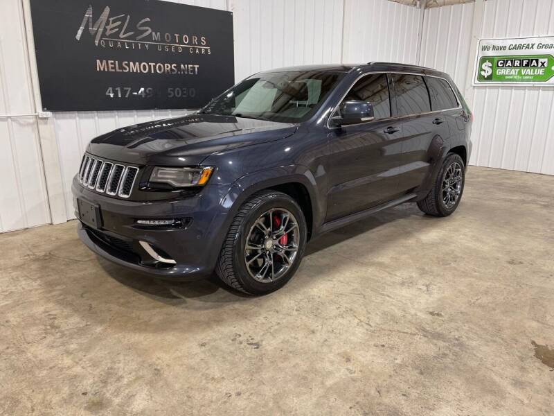 2015 Jeep Grand Cherokee for sale at Mel's Motors in Nixa MO