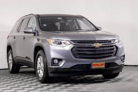 2021 Chevrolet Traverse for sale at Washington Auto Credit in Puyallup WA
