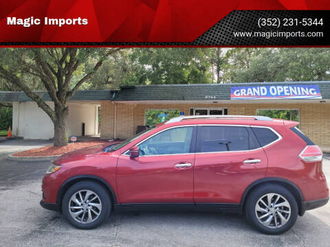 2015 Nissan Rogue for sale at Magic Imports in Melrose FL