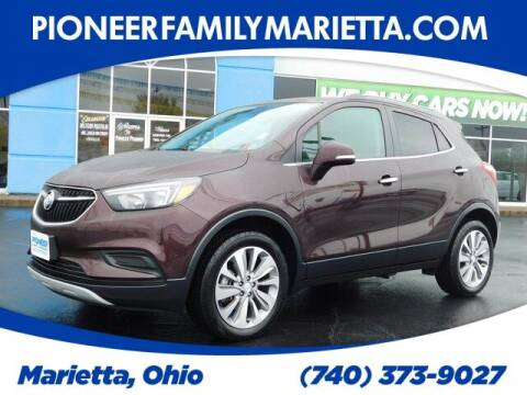 2018 Buick Encore for sale at Pioneer Family preowned autos in Williamstown WV