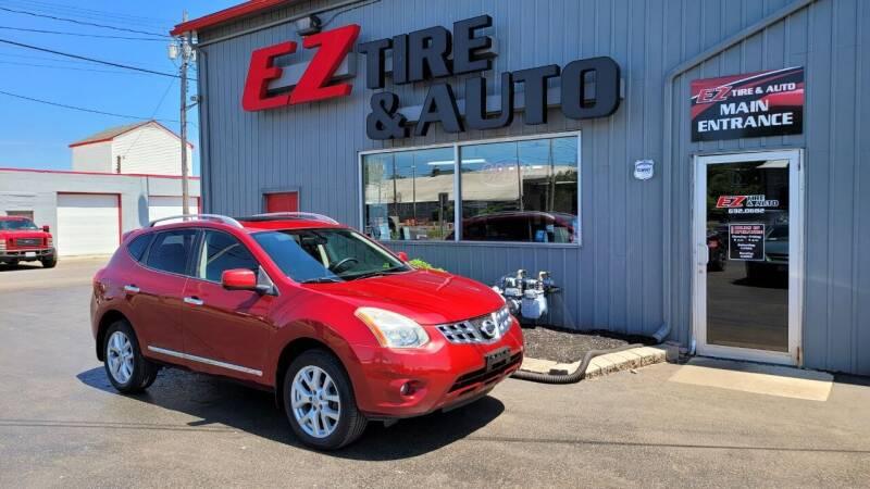2012 Nissan Rogue for sale at EZ Tire & Auto in North Tonawanda NY