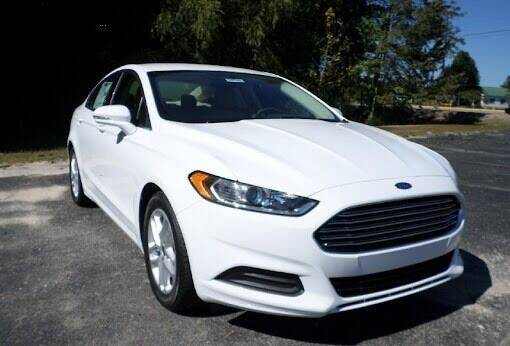 2016 Ford Fusion for sale at Potter Motors Conway in Conway AR