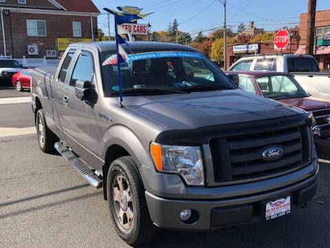 2010 Ford F-150 for sale at Bel Air Auto Sales in Milford CT