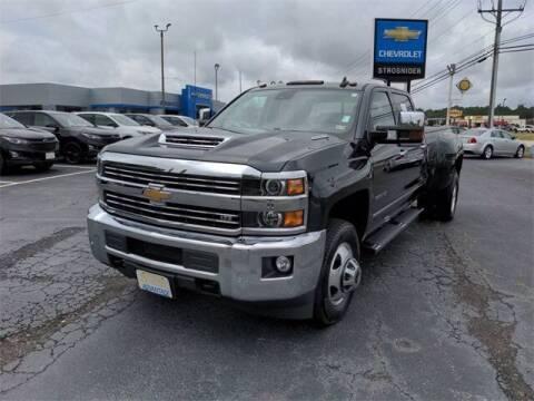 2018 Chevrolet Silverado 3500HD for sale at Strosnider Chevrolet in Hopewell VA