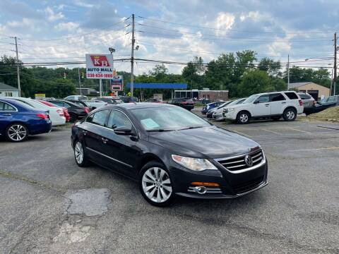 2010 Volkswagen CC for sale at KB Auto Mall LLC in Akron OH