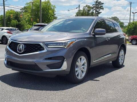 2020 Acura RDX for sale at Gentry & Ware Motor Co. in Opelika AL