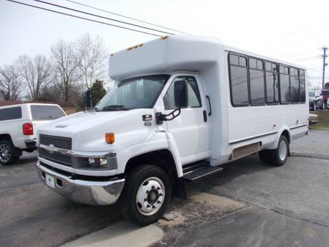 2009 Chevrolet C4500 for sale at High Country Motors in Mountain Home AR