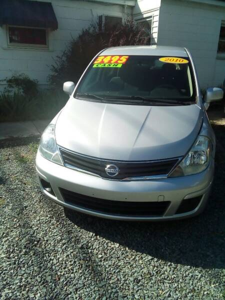 2010 Nissan Versa for sale at Locust Auto Imports in Locust NC