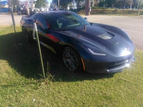 2016 Chevrolet Corvette for sale at AUTOPLEX 528 LLC in Huntsville AL