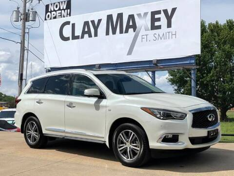 2020 Infiniti QX60 for sale at Clay Maxey Fort Smith in Fort Smith AR