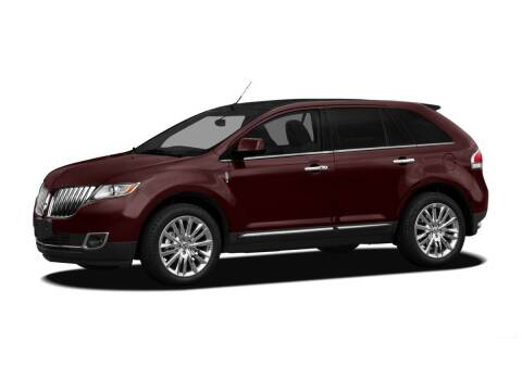 2011 Lincoln MKX for sale at Sundance Chevrolet in Grand Ledge MI