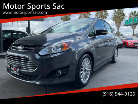 2016 Ford C-MAX Energi for sale at Motor Sports Sac in Sacramento CA