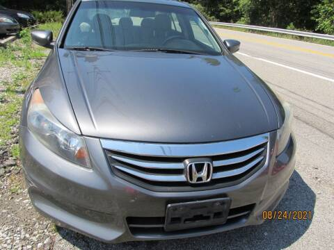 2012 Honda Accord for sale at Mid - Way Auto Sales INC in Montgomery NY