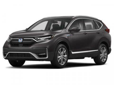 2022 Honda CR-V Hybrid for sale at APPLE HONDA in Riverhead NY