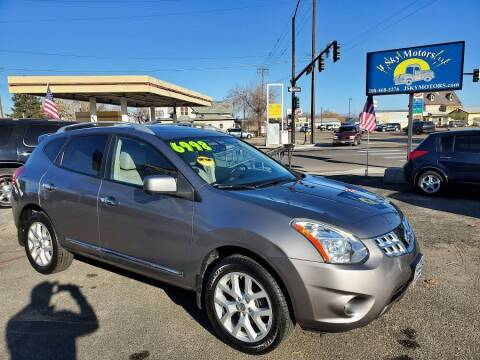 2012 Nissan Rogue for sale at J Sky Motors in Nampa ID