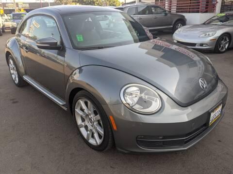 2012 Volkswagen Beetle for sale at Convoy Motors LLC in National City CA
