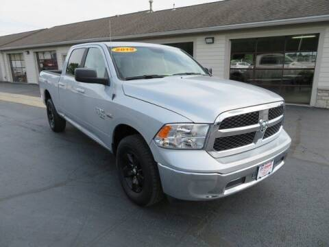 2019 RAM Ram Pickup 1500 Classic for sale at Tri-County Pre-Owned Superstore in Reynoldsburg OH