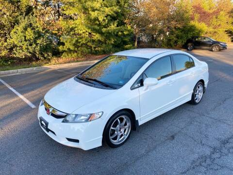 2009 Honda Civic for sale at Super Bee Auto in Chantilly VA