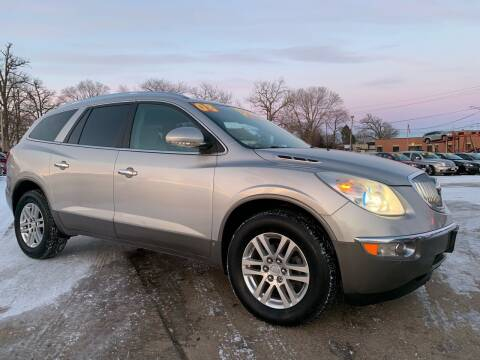 2008 Buick Enclave for sale at Victory Motors in Waterloo IA