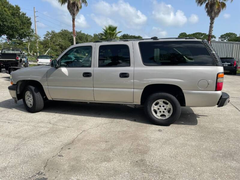 2006 Chevrolet Suburban for sale at Brevard Auto Sales in Palm Bay FL