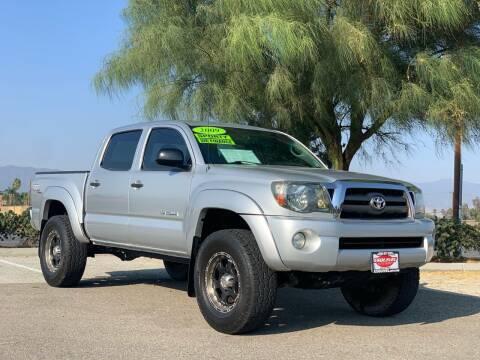 2009 Toyota Tacoma for sale at Esquivel Auto Depot in Rialto CA