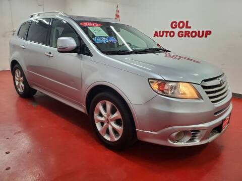2012 Subaru Tribeca for sale at GOL Auto Group in Austin TX