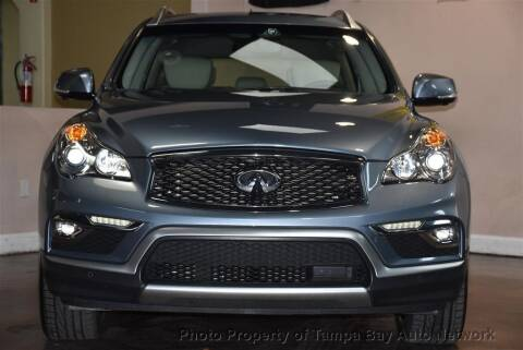 2017 Infiniti QX50 for sale at Tampa Bay AutoNetwork in Tampa FL