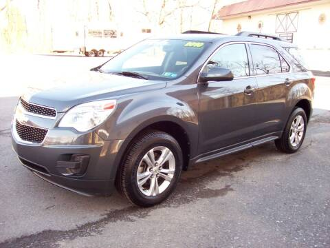 2010 Chevrolet Equinox for sale at Clift Auto Sales in Annville PA