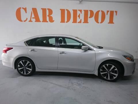 2016 Nissan Altima for sale at Car Depot in Miramar FL