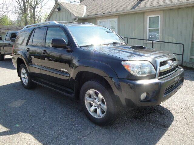 2007 Toyota 4Runner for sale at Columbus Car Company LLC in Columbus OH