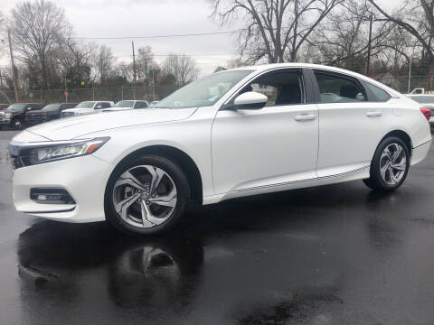 2020 Honda Accord for sale at Beckham's Used Cars in Milledgeville GA