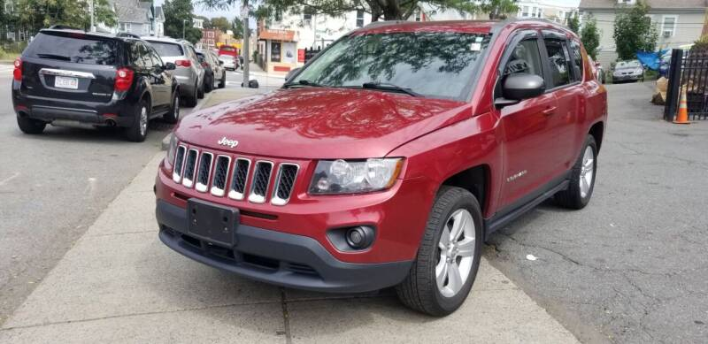 2014 Jeep Compass for sale at Motor City in Boston MA