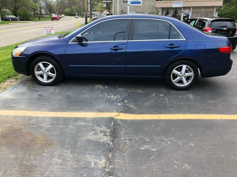 2005 Honda Accord for sale in Cincinnati, OH