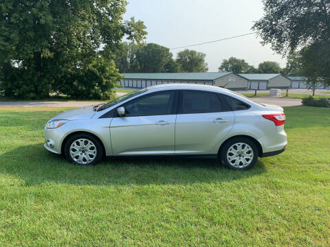 2012 Ford Focus for sale at Velp Avenue Motors LLC in Green Bay WI