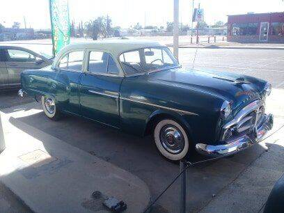 1953 Packard Clipper for sale at Dreamline Motors in Coolidge AZ
