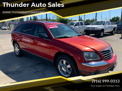 2004 Chrysler Pacifica for sale at Thunder Auto Sales in Sacramento CA