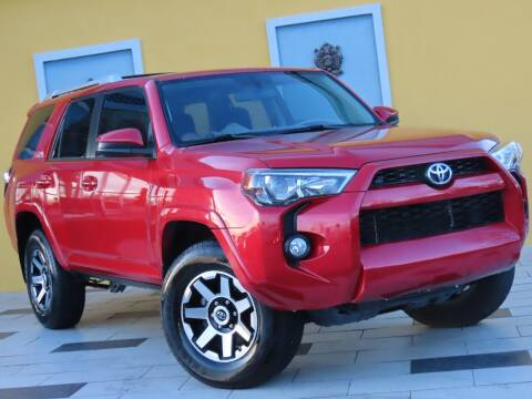 2018 Toyota 4Runner for sale at Paradise Motor Sports LLC in Lexington KY